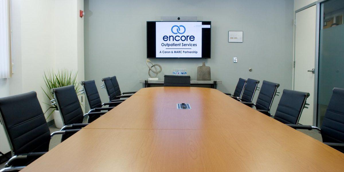Encore conference room