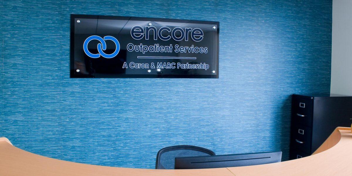 Encore front desk