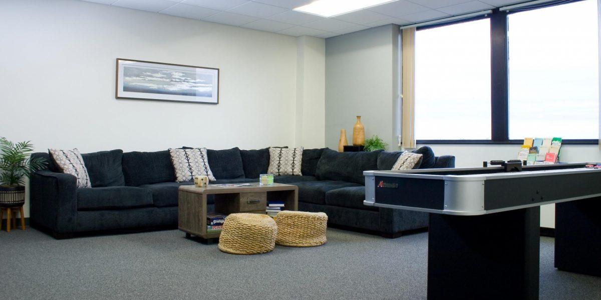 Encore patient lounge