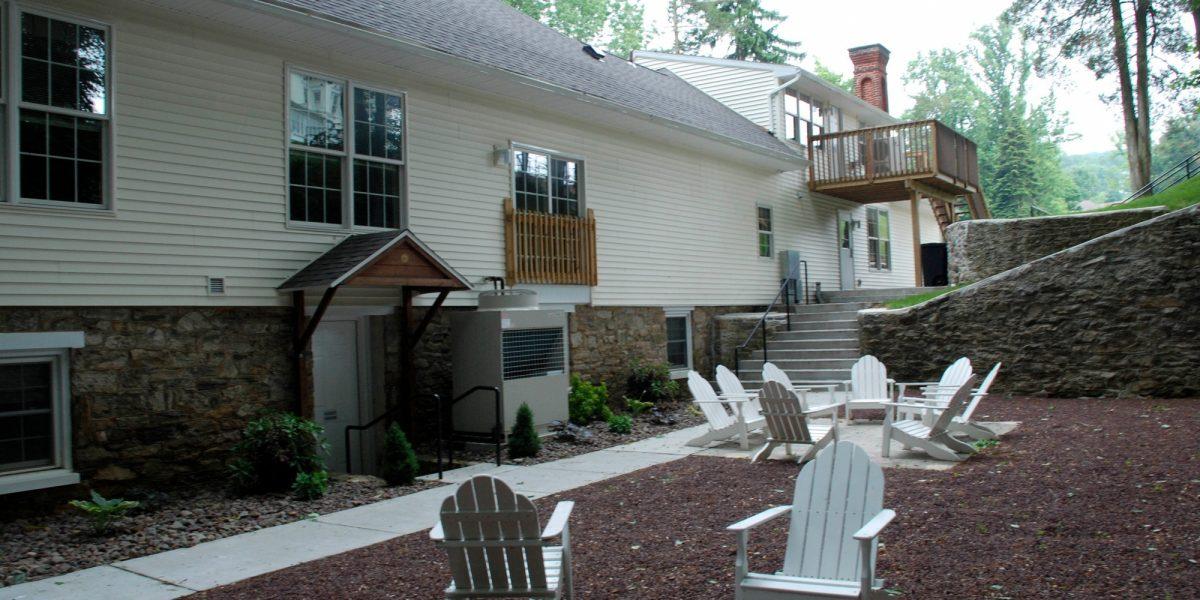 Harmony house exterior