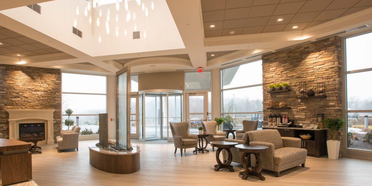 Neag medical center interior