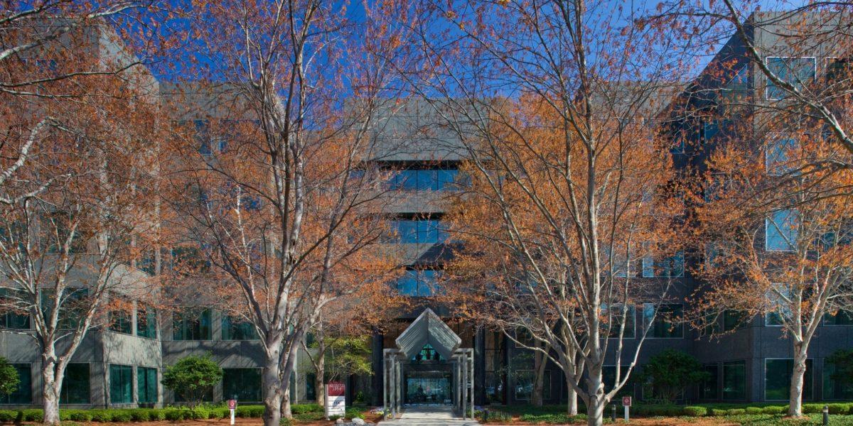 Regional office atlanta building