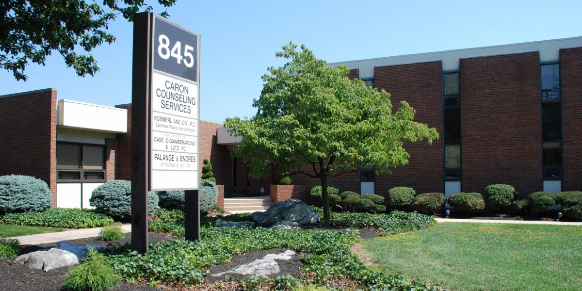 Regional office caron counseling building
