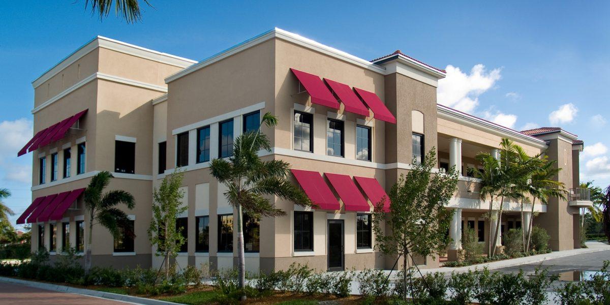 Renaissance exterior clinical office