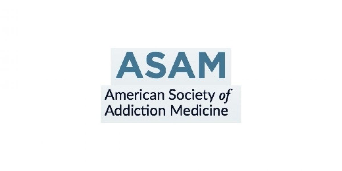 American Society of Addiction Medicine logo