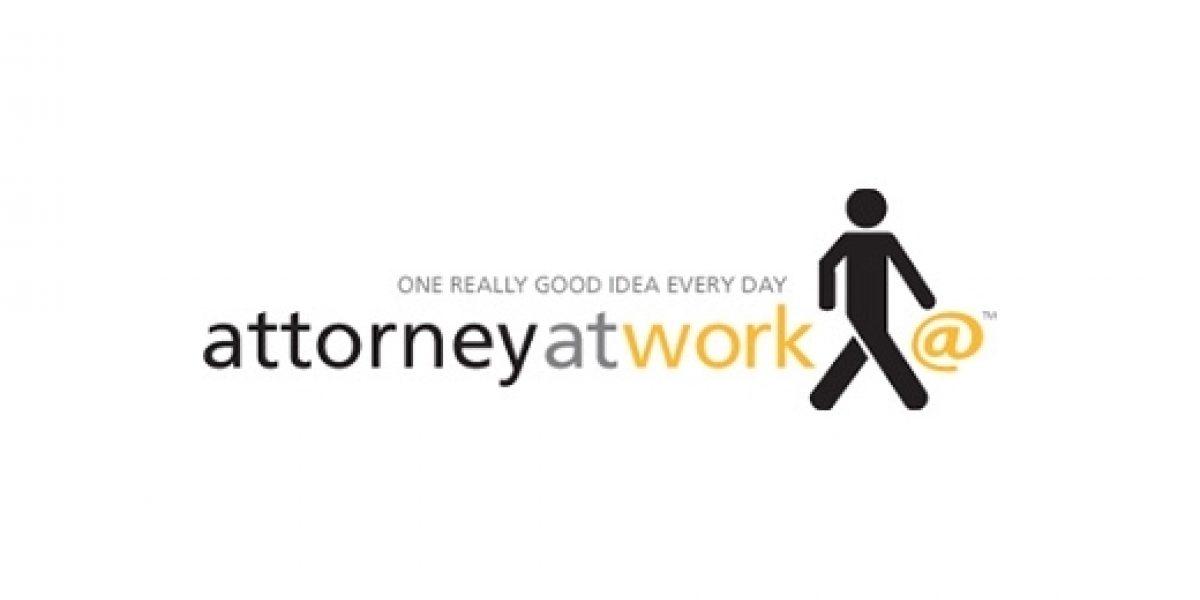 Attorney at Work logo