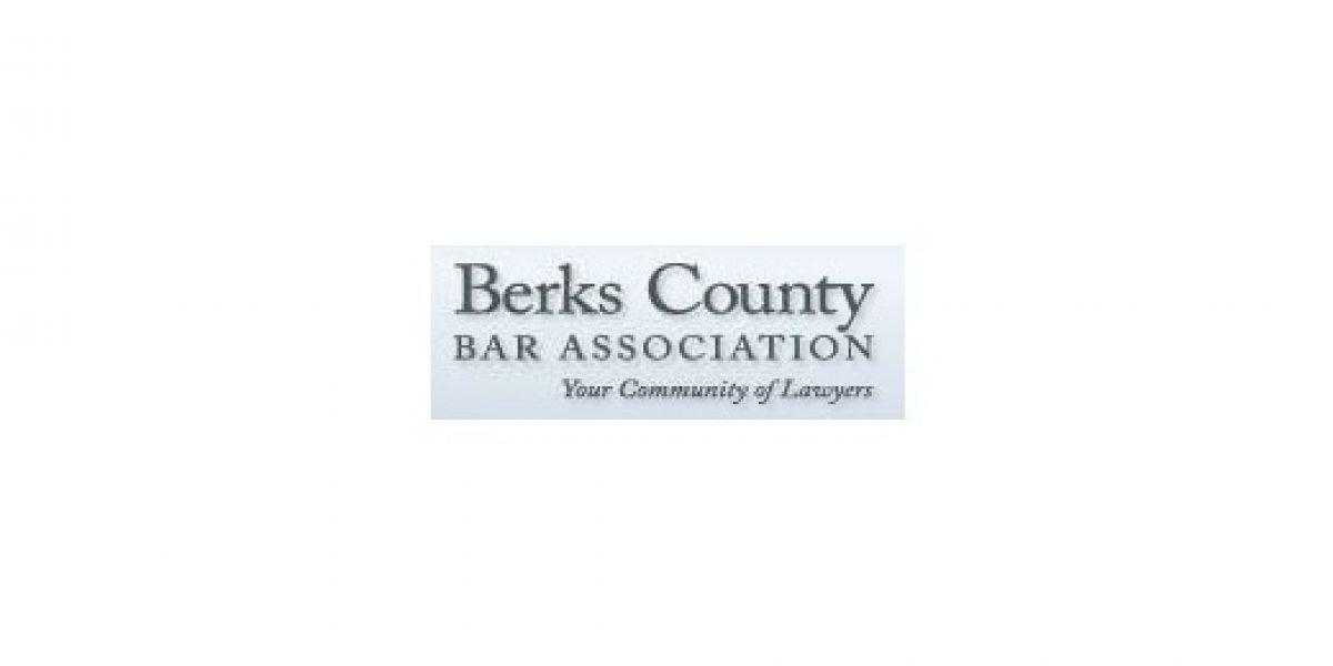 Berks county bar logo