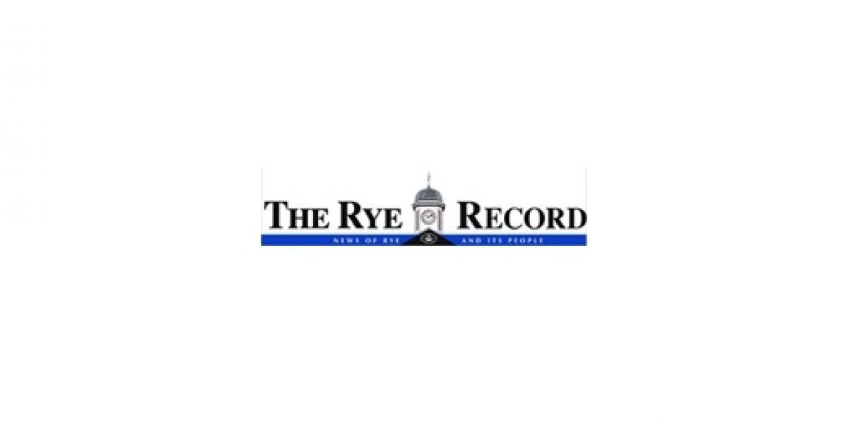 Rye record logo
