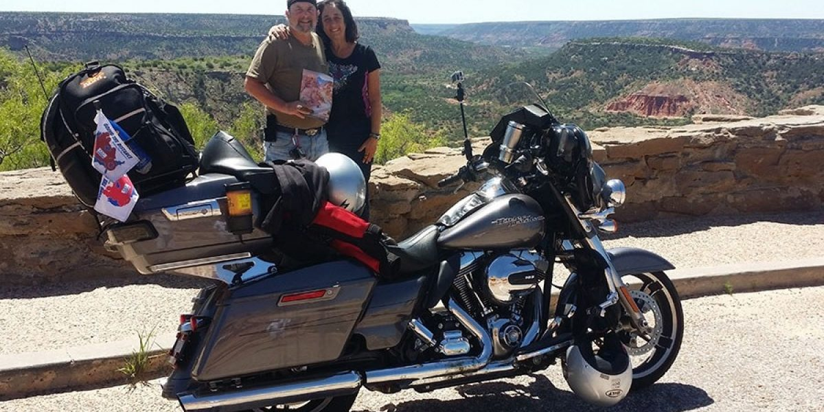 Photo from 2015 Ride for Recovery.