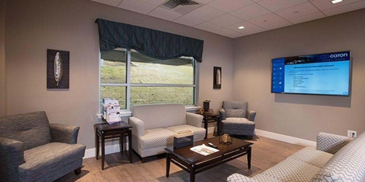Admissions Lounge