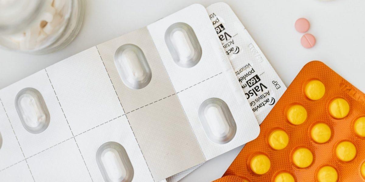 packets of pills