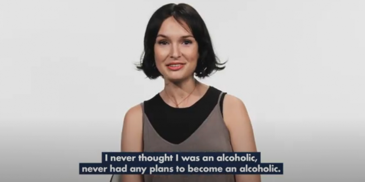 Real about Recovery Danielle