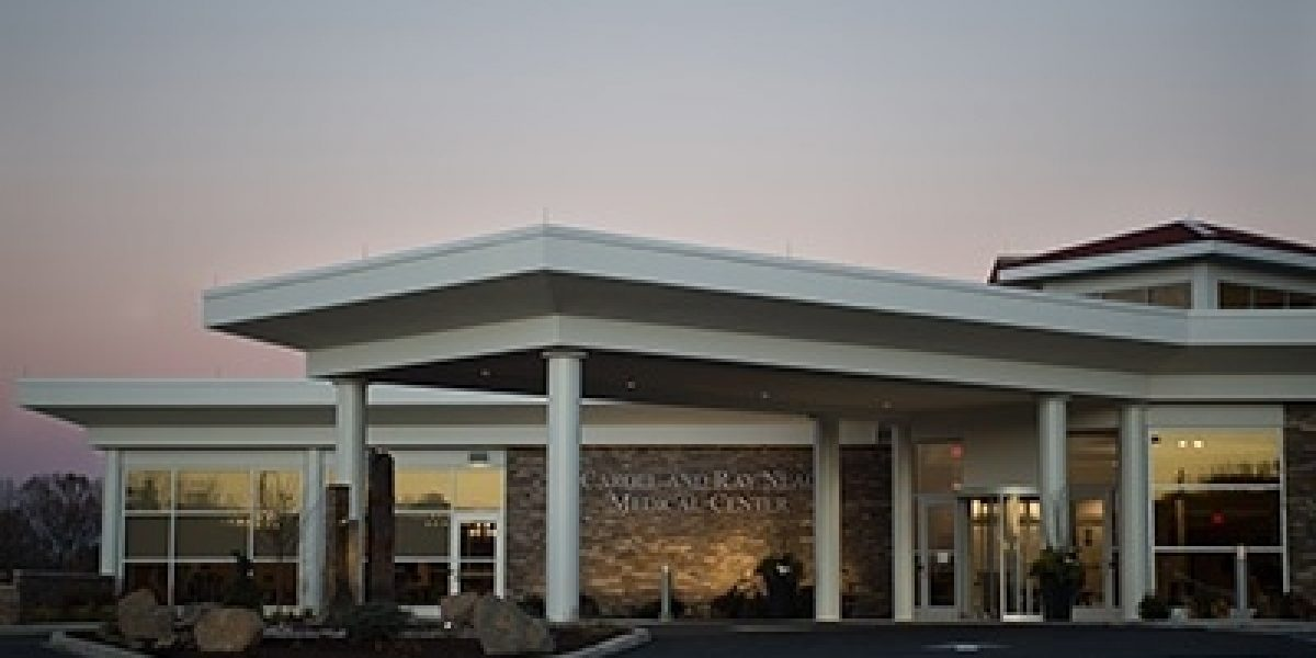 Carole and Ray Neag Medical Center at its Berks County headquarters