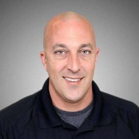A headshot of Cory Halpern.
