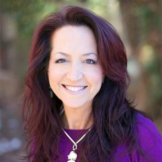 A headshot of Lori Albert-Walker.