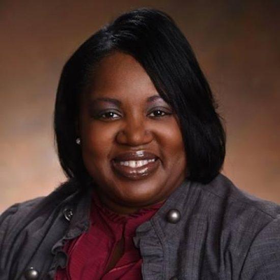 A headshot of Dr. Paula V. Boulware-Brown.