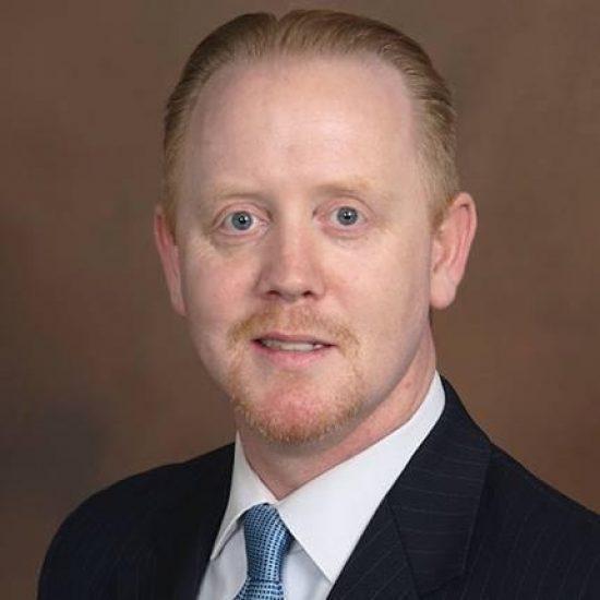 A headshot of Sean Lavelle.