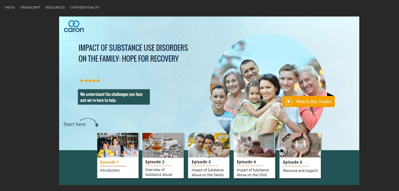 Impact of Substance Use Disorder