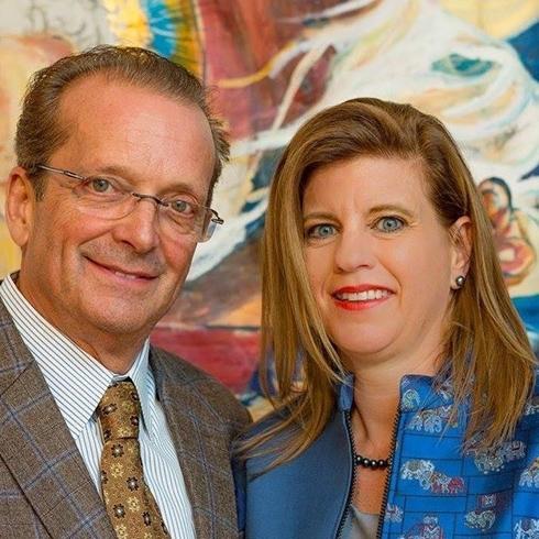 William Thomas & Chantal Jauvin